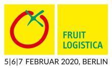 Logo der FRUIT LOGISTCA